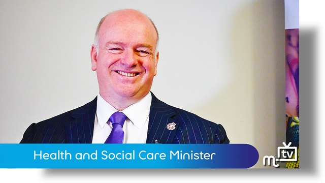 Preview of - Health Minister: care in the Island update
