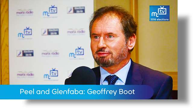 Preview of - Election 2016: Glenfaba & Peel: Geoffrey Boot
