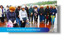Summerland 50 remembered