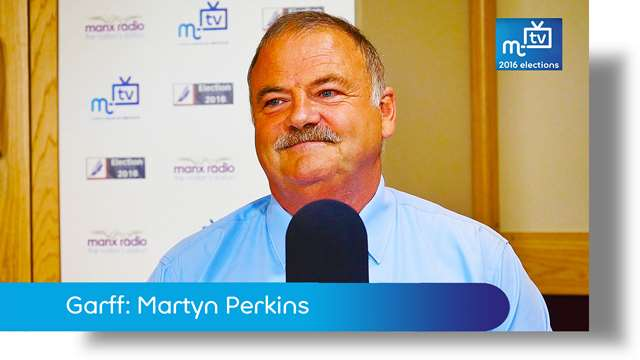 Preview of - Election 2016: Garff: Martyn Perkins