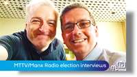 Election interviews wrap