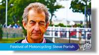 Festival of Motorcycling: Steve Parish