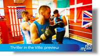 Thriller in the Villa: preview
