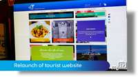 Relaunched tourist website