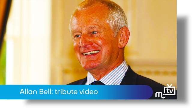 Preview of - Allan Bell tribute video