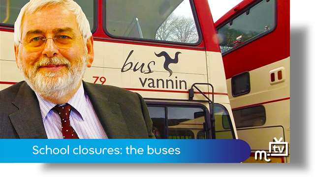 Preview of - School closures: the buses