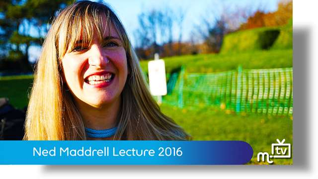 Preview of - Ned Maddrell Lecture