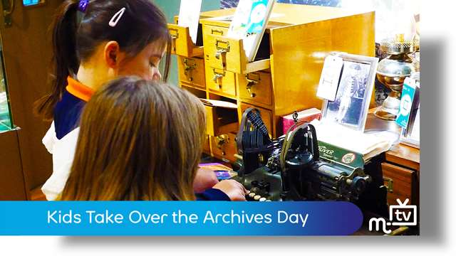Preview of - Take Over the Archives Day