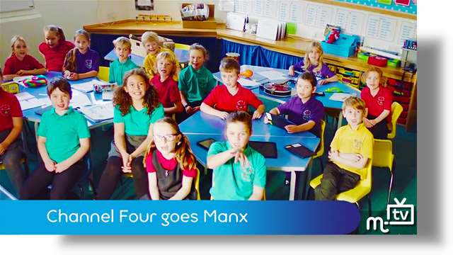 Preview of - Channel Four goes Manx