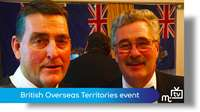 British Overseas Territories dinner