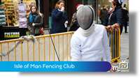 Isle of Man Fencing event