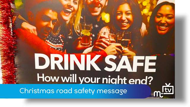 Preview of - Christmas drink drive campaign