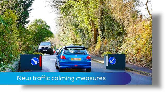 Preview of - Controversial traffic calming measures