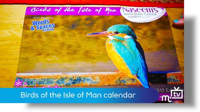 Preview of - IoM bird calendar launched