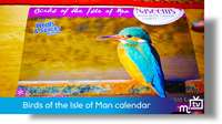 IoM bird calendar launched