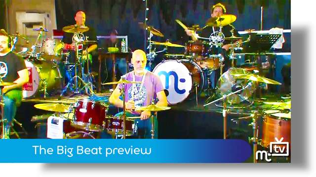 Preview of - The big beat preview