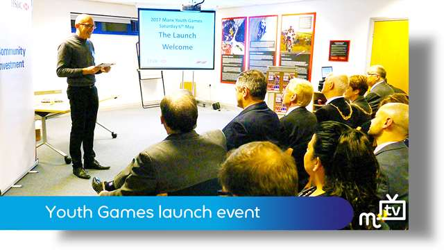Preview of - Youth Games launch