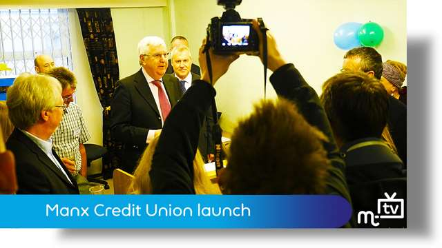 Preview of - Manx Credit Union launch