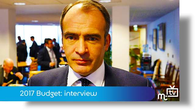 Preview of - The Budget: Treasury Minister