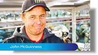 TT launch: John McGuinness