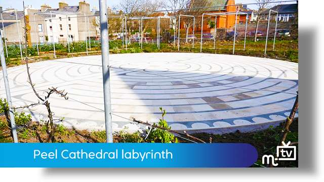 Preview of - Peel Cathedral labyrinth