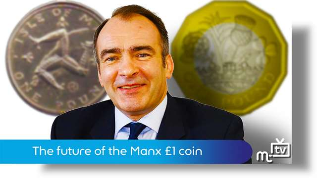 Preview of - Manx one pound coin future