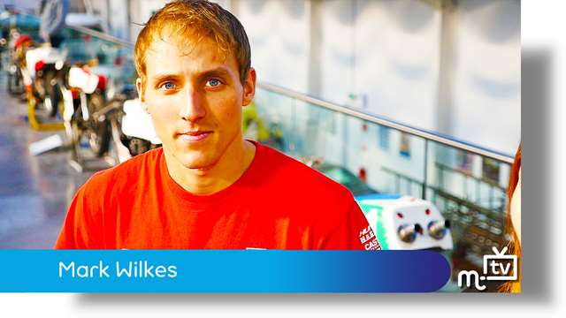 Preview of - TT launch: Mark Wilkes