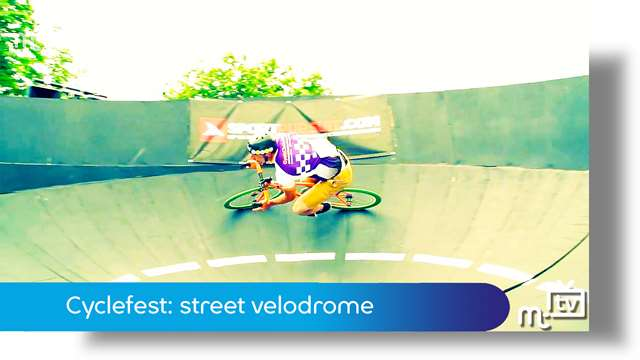 Preview of - Cyclefest: street velodrome
