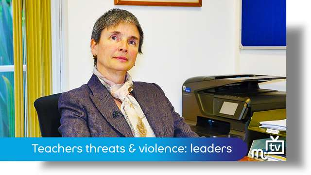 Preview of - Teachers threats and violence (3)