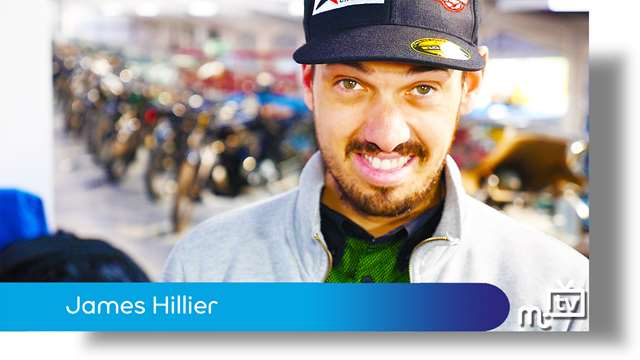 Preview of - TT launch: James Hillier