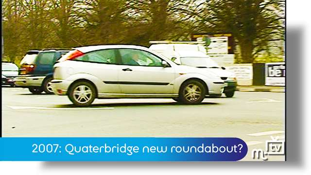 Preview of - 2007: new roundabout proposed
