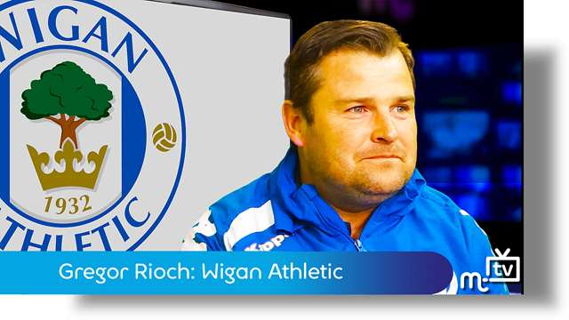 Preview of - Wigan Athletic coaching session