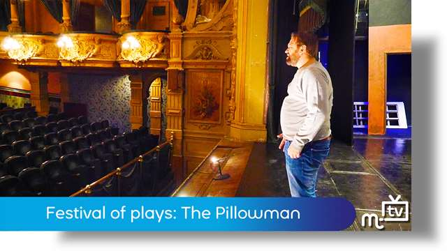 Preview of - Play festival: The Pillowman