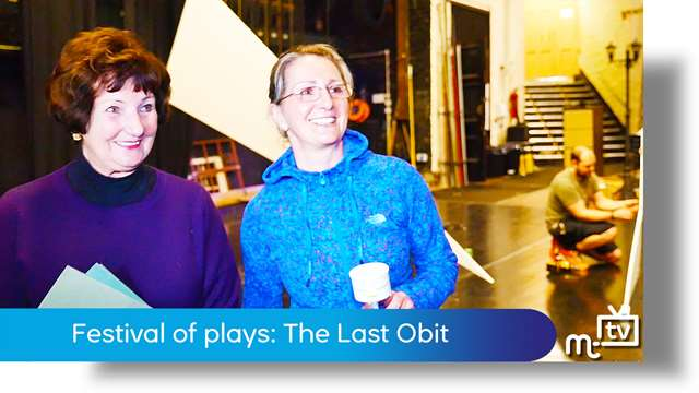 Preview of - Play festival: The Last Obit