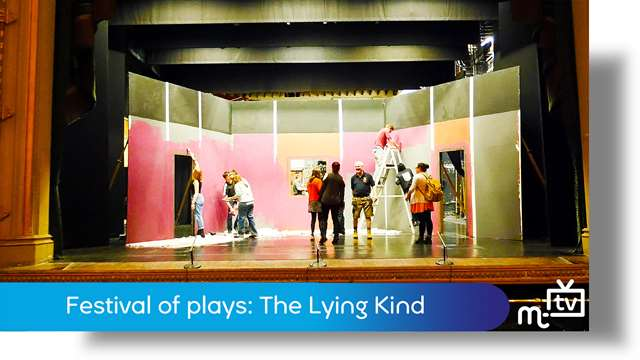 Preview of - Play festival: The Lying Kind
