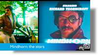 Mindhorn: the stars