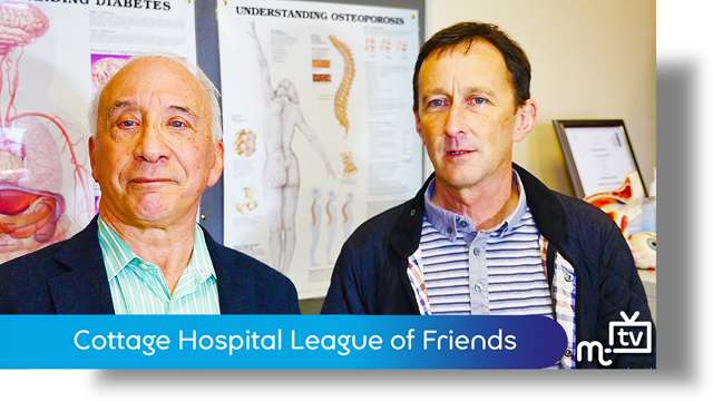 Preview of - Cottage Hospital League of Friends