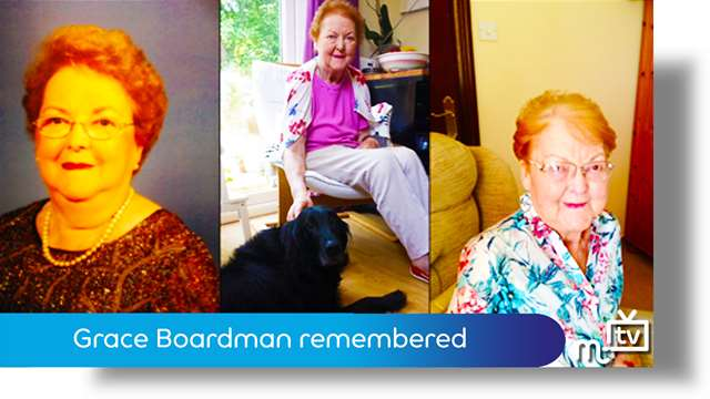 Preview of - Grace Boardman remembered