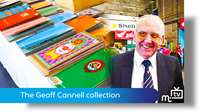 The Geoff Cannell collection