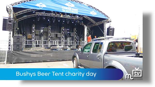 Preview of - Bushy's Beer Tent charity day