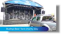 Bushy's Beer Tent charity day
