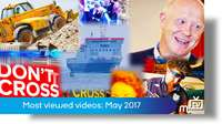 Most viewed MTTV videos: May 2017