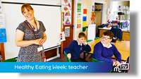 Healthy Eating Week: teacher