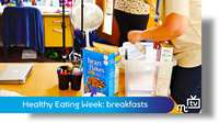 Healthy Eating Week: breakfast cereals