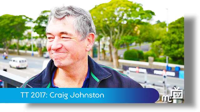 Preview of - TT2017: Craig Johnston