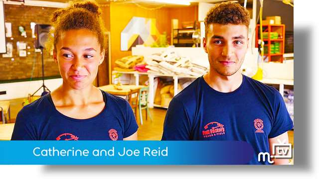 Preview of - NatWest Island Games: Catherine & Joe Reid