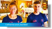 NatWest Island Games: Catherine & Joe Reid