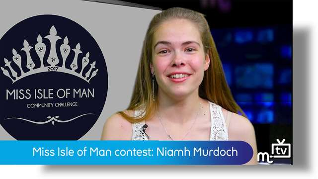 Preview of - Miss Isle of Man contest: Niamh Murdoch