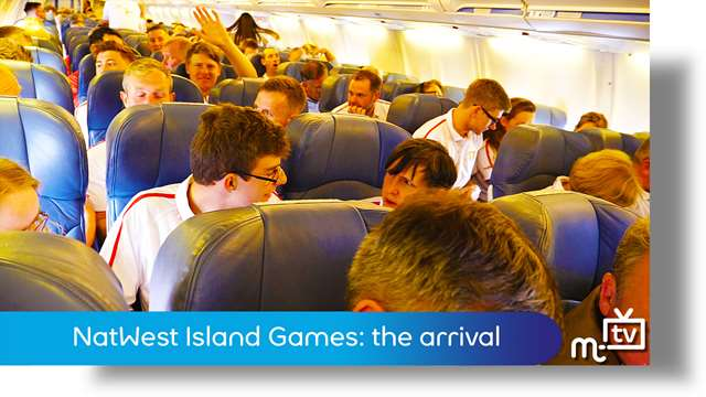 Preview of - NatWest Island Games: the arrival