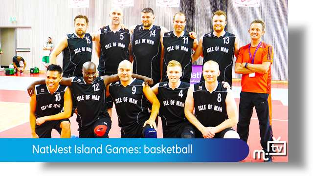Preview of - NatWest Island Games: basketball